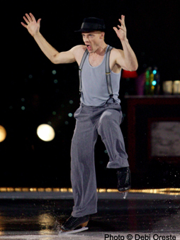 Really Sad About Tim Brownings Dancing >> The Kurt Files Interview With Kurt Browning